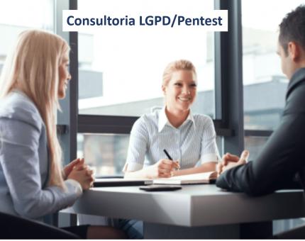 Consultoria LGPD/PENTEST