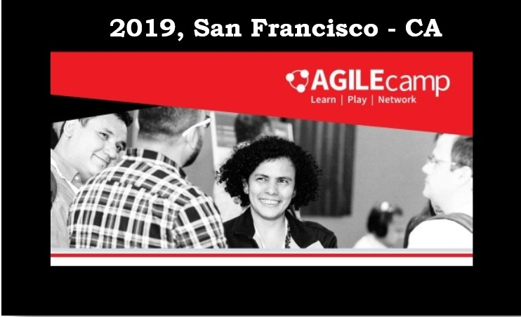 Agile Camp 2019 –  USA