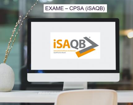 Certificação – Arquiteto de Software (CSPA)
