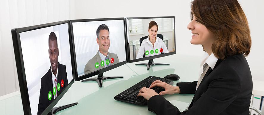 Encontros Virtuais Realizados em Maio 2020