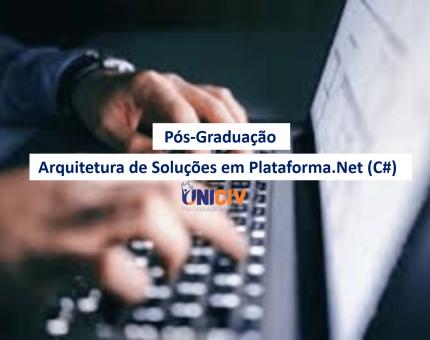 Arquitetura de Soluções em Plataforma.Net (C#)