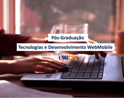 Tecnologias e Desenvolvimento WebMobile