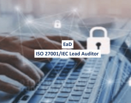 ISO/IEC 27001 – Lead Auditor