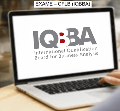Certificação CFLBA (IQBBA)