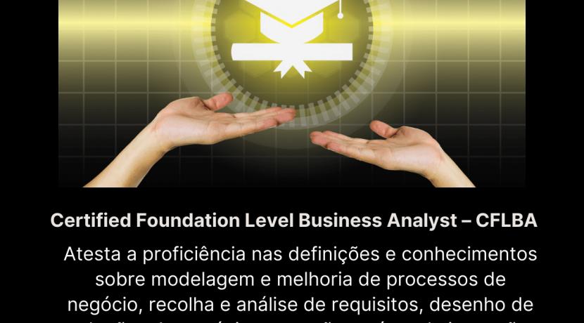 Nova Certificação no Brasil